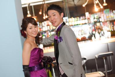 Happy Wedding!! K&K_e0120789_18005584.jpg