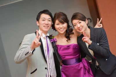 Happy Wedding!! K&K_e0120789_18010697.jpg
