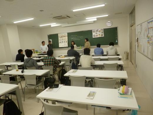 専門学校 と NPO法人のコラボで、ボランティア課外授業_f0006215_17251722.jpg