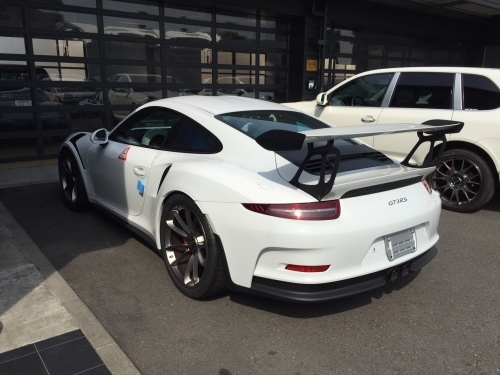 車買い替え・・・GT3RS, turbo S!と、パーツの海外通販。_b0071543_16280062.jpg