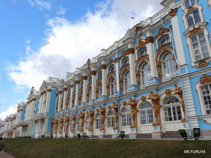 ロシアの旅 2 エカテリーナ宮殿 Ⅰ_a0092659_21271278.jpg