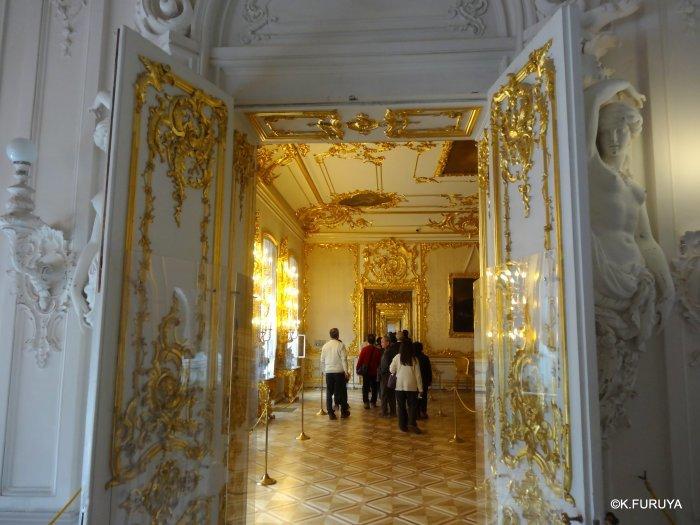 ロシアの旅 2 エカテリーナ宮殿 Ⅰ_a0092659_22525528.jpg