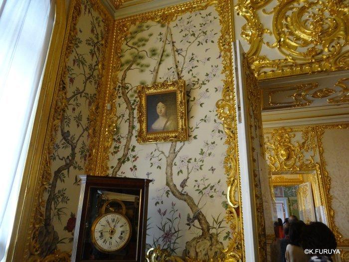 ロシアの旅 2 エカテリーナ宮殿 Ⅰ_a0092659_22535072.jpg