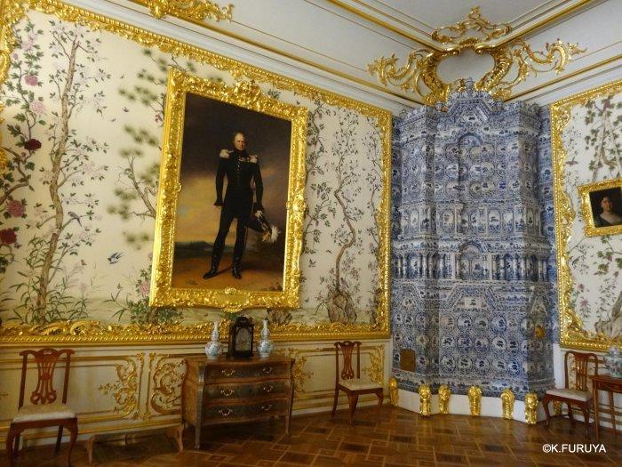 ロシアの旅 2 エカテリーナ宮殿 Ⅰ_a0092659_22574315.jpg
