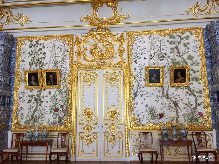 ロシアの旅 2 エカテリーナ宮殿 Ⅰ_a0092659_23254247.jpg