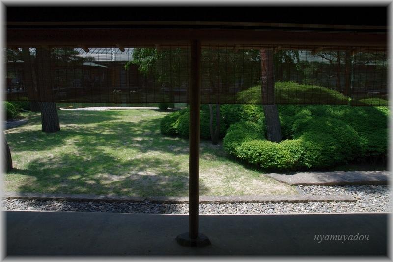 京都迎賓館・参観 [ 桐の間 ]_a0157263_23342191.jpg