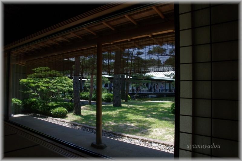 京都迎賓館・参観 [ 桐の間 ]_a0157263_23343960.jpg