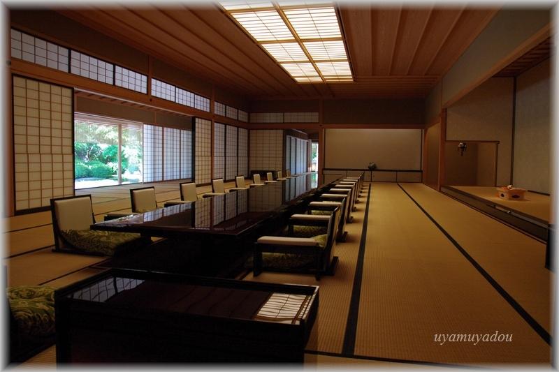 京都迎賓館・参観 [ 桐の間 ]_a0157263_23344055.jpg