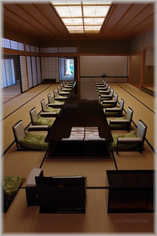 京都迎賓館・参観 [ 桐の間 ]_a0157263_23345043.jpg