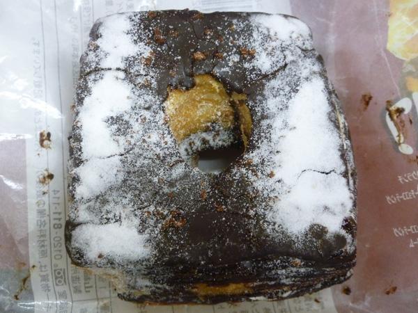 【菓子パン】ドーワッツ チョコ&ホイップ@ヤマザキ_c0152767_21351930.jpg