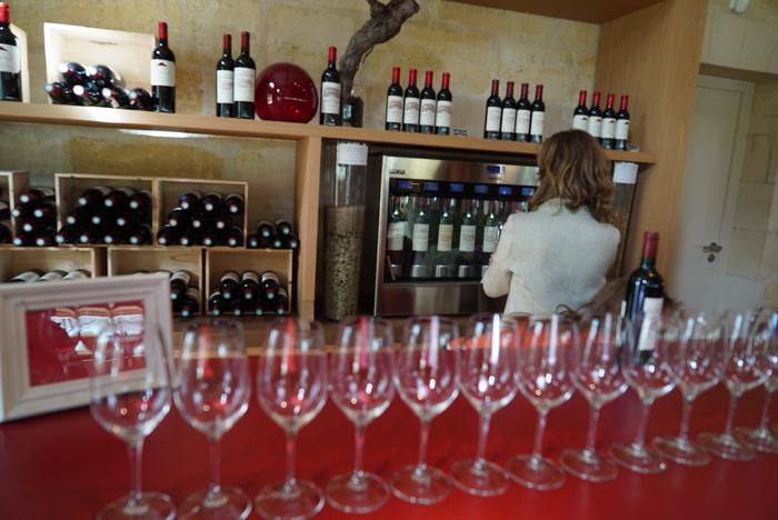 ボルドーからサンセバスチャンへ。ワインとピンチョスの旅 その2 サンテミリオンでワインテイスティング_a0223786_942095.jpg