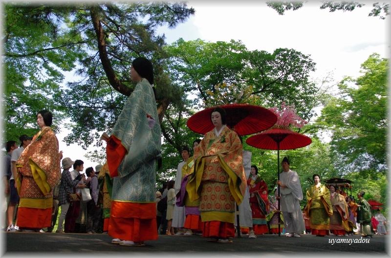 平安絵巻 [葵祭] _a0157263_21561795.jpg
