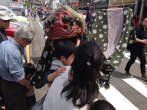 皐月の『書・コトハジメ』新日吉神宮祭り_b0153663_02114384.jpeg