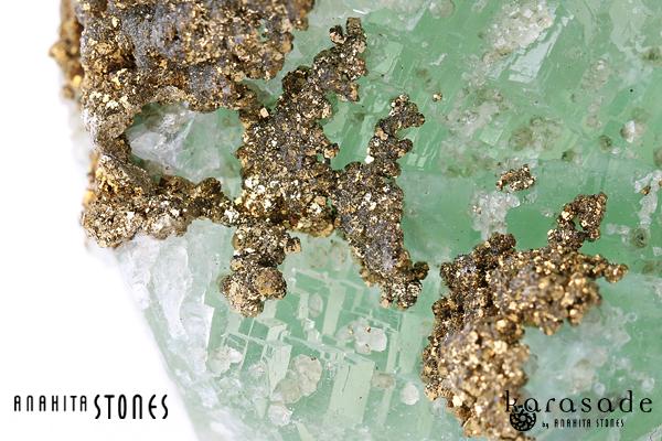 パイライトonフローライト原石(モロッコ産)_d0303974_1833522.jpg