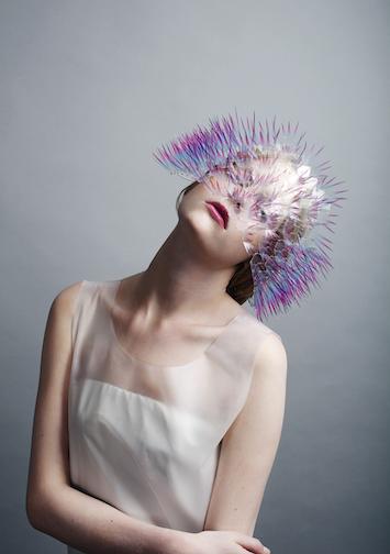 メトロポリタン美術館とビヨークに抜擢された日本人デザイナー、武田麻衣子さんのヘッドピースがすごい!_c0050387_14592722.jpg
