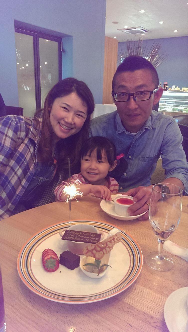 Happy Anniversary K&M withはるちゃん_e0120789_15390059.jpeg