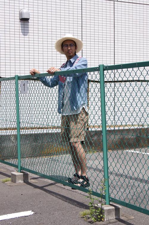 2016 Summer - Short Pant Style._c0079892_20442290.jpg