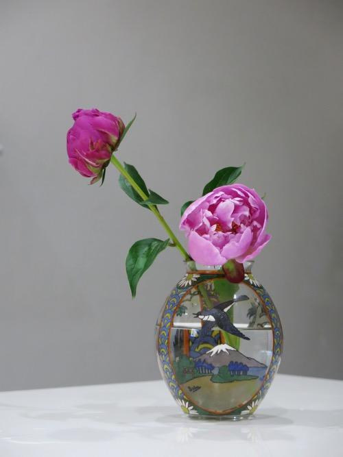 Sevres Enamel Japonesque Vase_c0108595_23292195.jpg
