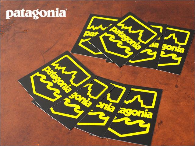 patagonia [パタゴニア正規代理店] PATAGONIA BADGE STICKER [91948]_f0051306_19034582.jpg