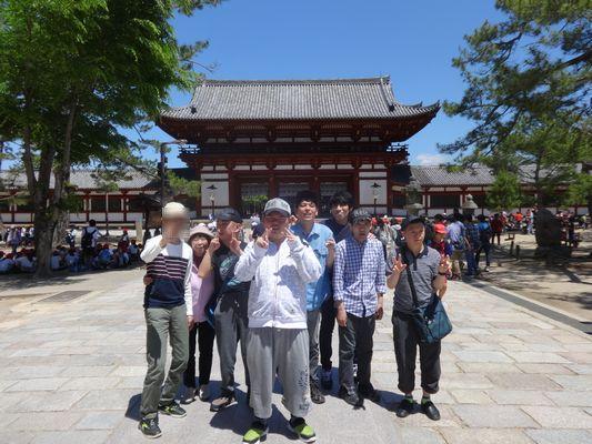 5/13 日帰り旅行~奈良東大寺~_a0154110_15335737.jpg