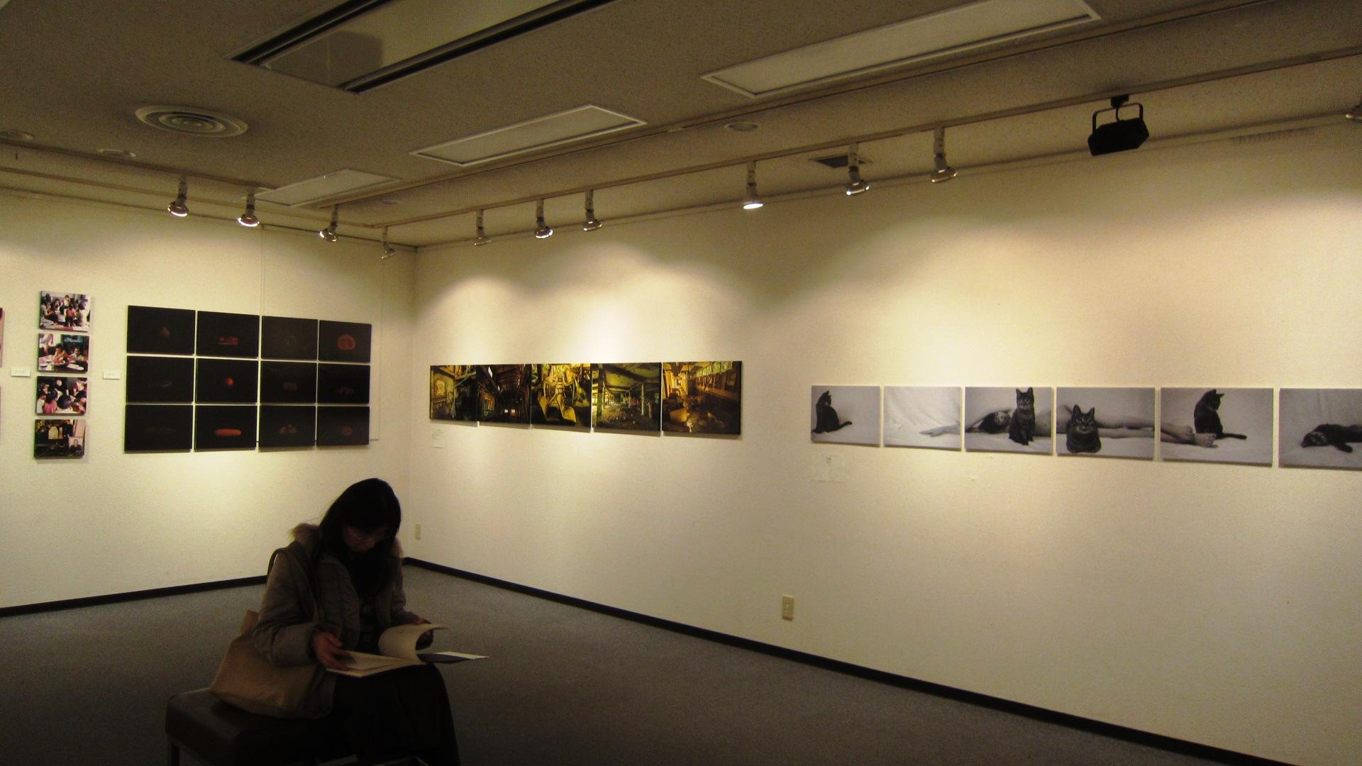 2525)⑥「群青後期②「女の空間」(女性6名の写真展)」アートスペース201 終了/2月4日(木)~2月9日(火)_f0126829_18292035.jpg