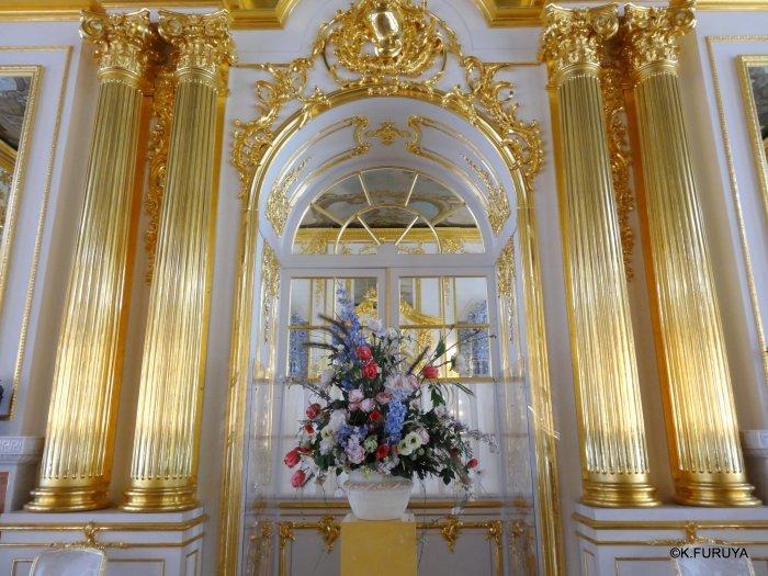 ロシアの旅 3 エカテリーナ宮殿 Ⅱ_a0092659_20075167.jpg