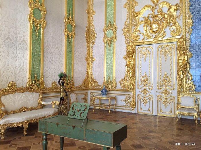 ロシアの旅 3 エカテリーナ宮殿 Ⅱ_a0092659_20082272.jpg