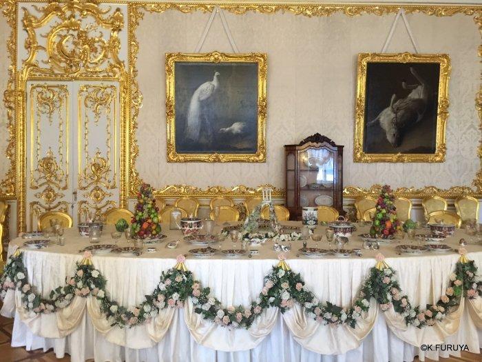 ロシアの旅 3 エカテリーナ宮殿 Ⅱ_a0092659_20083718.jpg