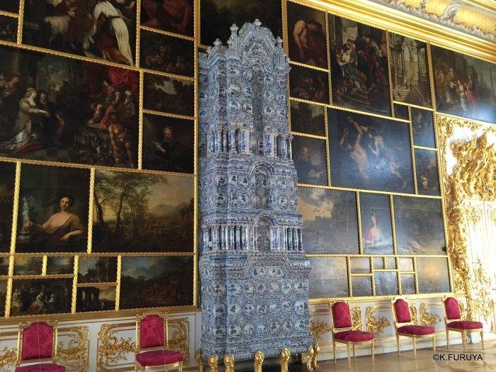 ロシアの旅 3 エカテリーナ宮殿 Ⅱ_a0092659_20085585.jpg