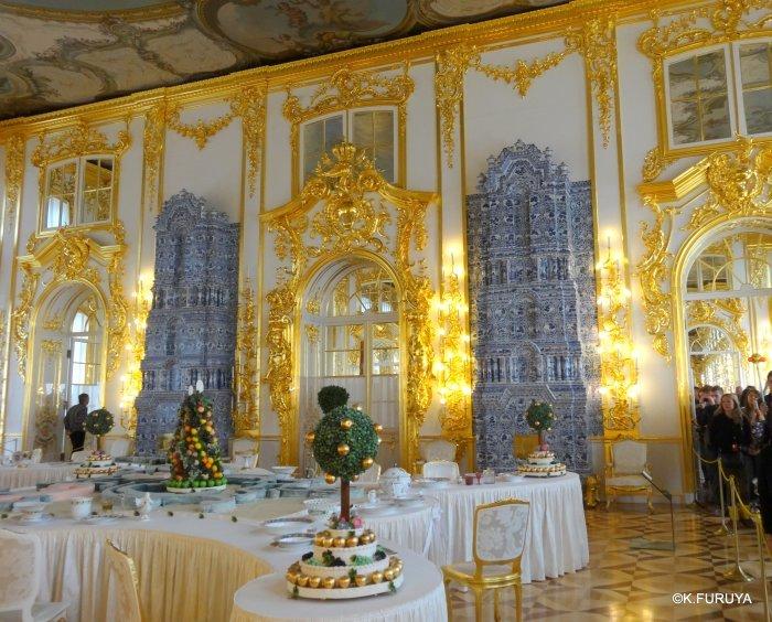 ロシアの旅 3 エカテリーナ宮殿 Ⅱ_a0092659_20215588.jpg