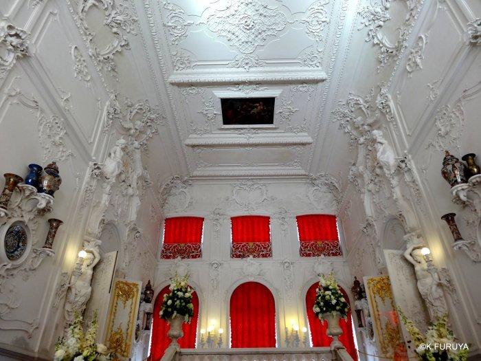 ロシアの旅 3 エカテリーナ宮殿 Ⅱ_a0092659_22162006.jpg