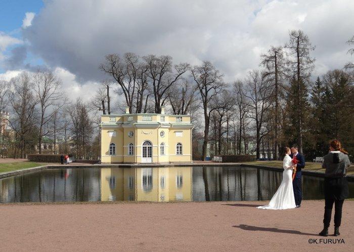 ロシアの旅 3 エカテリーナ宮殿 Ⅱ_a0092659_22482623.jpg