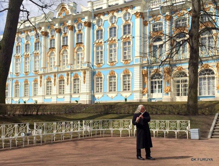 ロシアの旅 3 エカテリーナ宮殿 Ⅱ_a0092659_22593509.jpg