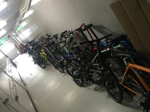 春の折り畳み自転車試乗会 第1弾_d0197762_07512093.jpg
