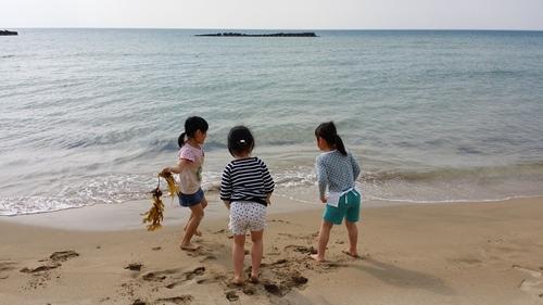 海も気持ちよくなてきましたよ~♪_a0200771_1451345.jpg