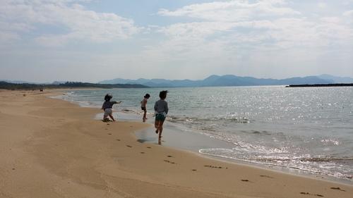 海も気持ちよくなてきましたよ~♪_a0200771_14531282.jpg