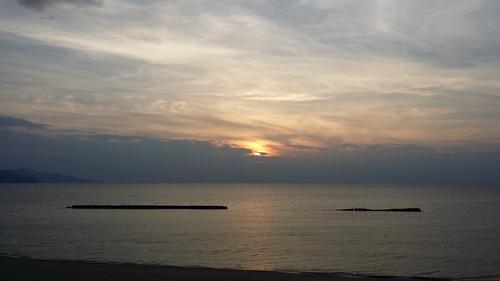 海も気持ちよくなてきましたよ~♪_a0200771_153745.jpg