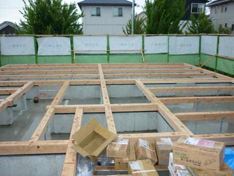 I 様邸の新築工事_d0323579_9202812.jpg