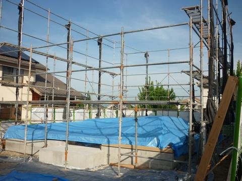I 様邸の新築工事_d0323579_9215827.jpg