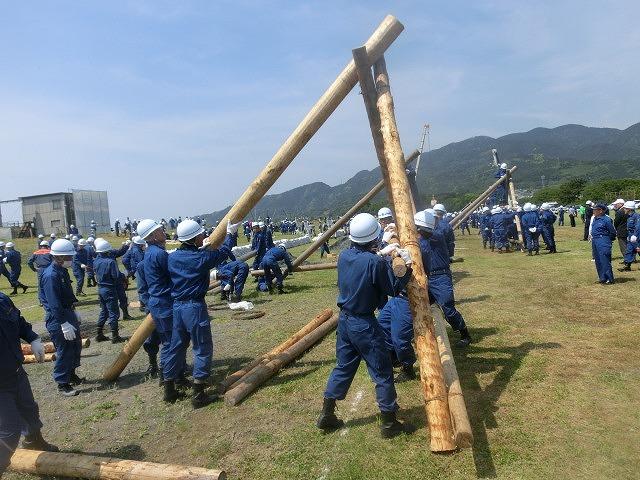 昨年9月の鬼怒川水害を思い出す中での28年度富士市水防訓練_f0141310_821499.jpg