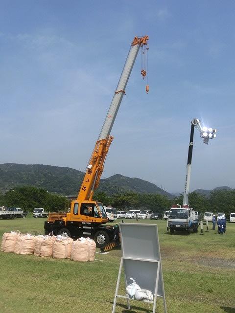 昨年9月の鬼怒川水害を思い出す中での28年度富士市水防訓練_f0141310_825795.jpg