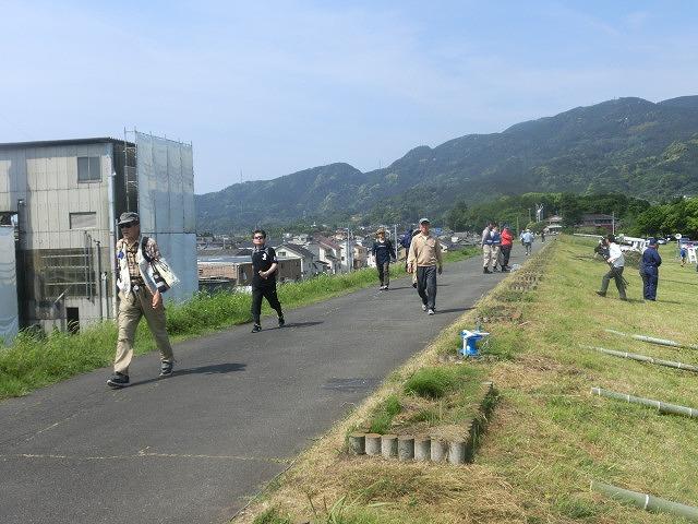 昨年9月の鬼怒川水害を思い出す中での28年度富士市水防訓練_f0141310_832449.jpg