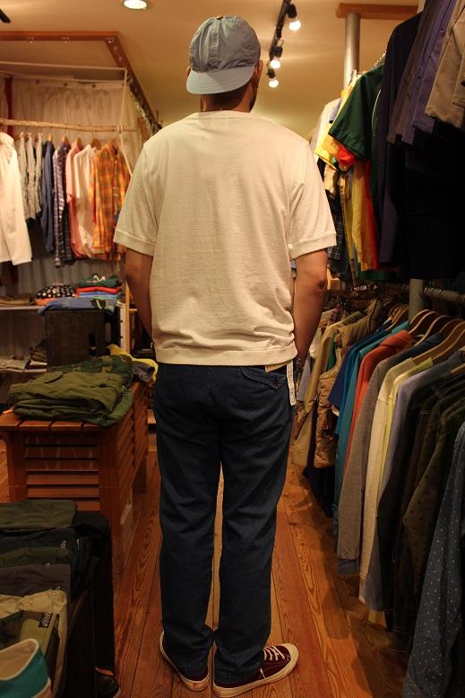 """Jackman 別注 \""""Beimen Tenjiku シシュウ T-Shirt\"""" ご紹介_f0191324_9235032.jpg"""
