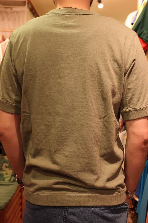 """Jackman 別注 \""""Beimen Tenjiku シシュウ T-Shirt\"""" ご紹介_f0191324_9242485.jpg"""
