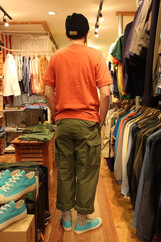 """Jackman 別注 \""""Beimen Tenjiku シシュウ T-Shirt\"""" ご紹介_f0191324_9353881.jpg"""