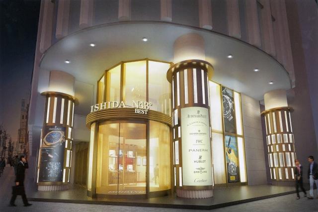 札幌に『ISHIDA N43°(イシダ エヌ・フォーティースリー)』オープン_f0039351_16133761.jpg