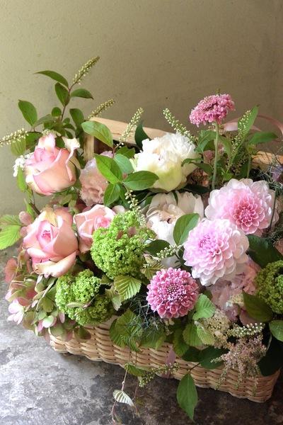 ご注文のお花たち。。。_a0229658_1642245.jpg