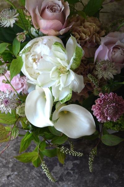 ご注文のお花たち。。。_a0229658_1665523.jpg