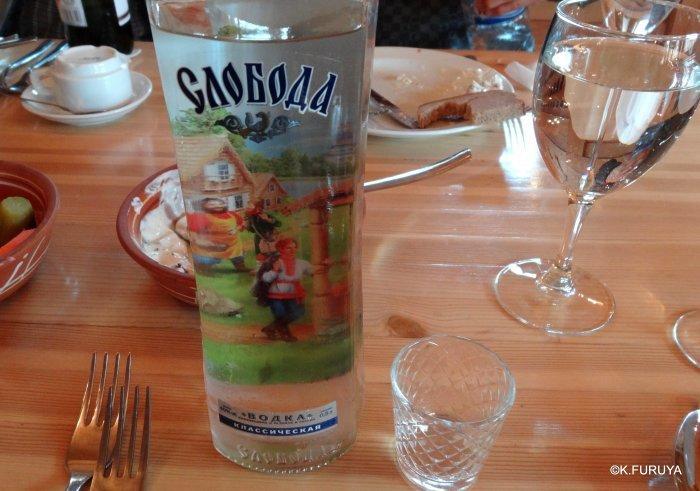 """ロシアの旅 4  レストラン""""ポトヴォーリエ""""_a0092659_21042787.jpg"""