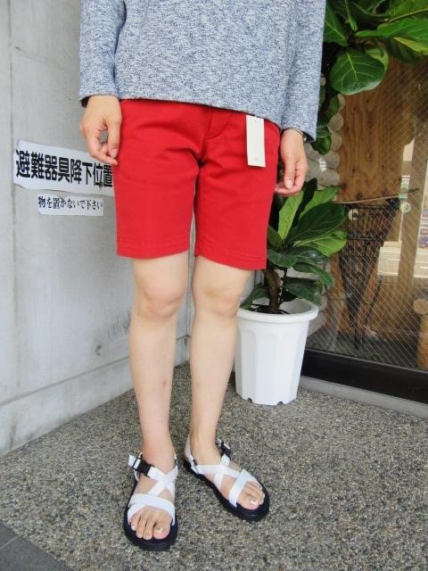 LONG TEE × SHORT PANTS 。。。初夏STYLE!★!_d0152280_1004665.jpg